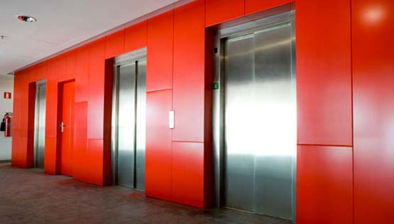 Commercial Lift Installation